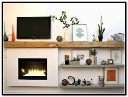 fireplace shelves contemporary bookcases and shelves home