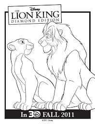 Small Picture The Lion King Printable Activities Coloring Sheets Hacked Bu