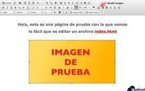 Qué es un index.html?