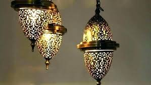 moroccan pendant lamp light ceiling large size of crystal chandelier
