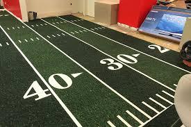 football field carpeting web football field carpet for home football field carpet for man cave football field