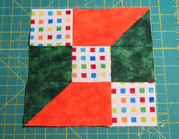 Accidental Quilt Block Variation – 2015 | Beyond Sock Monkeys ~ My ... & Block Pieces-9 Adamdwight.com