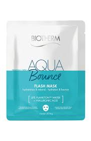 Тканевая <b>маска для упругости кожи</b> лица BIOTHERM для женщин ...