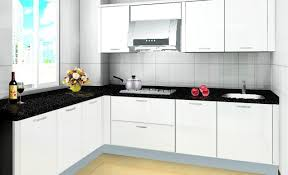 Black And White Kitchen Tiles Black And White Kitchens With A Splash Of Colour Short Back
