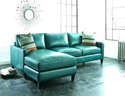 furniture row s now in miami design district aqua leather reclining sofa colored sofas