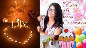 how i celebrated my husband s birthday diy gift ideas