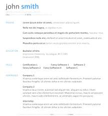 Resume Templates Australia Download download free resume templates australia Enderrealtyparkco 1