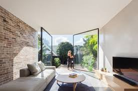 9 fab homes with giant pivoting doors