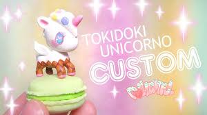 Custom <b>TokiDoki Unicorno</b> Frenzies Confetti Ice Cream Repaint ...