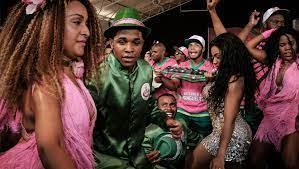El baile prohibido de Brasil que enamoró al mundo - 29.04.2019, Sputnik  Mundo