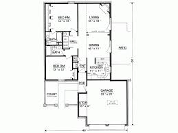 european house plan two bedroom square eplans ranch plans one level