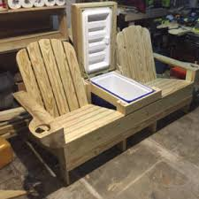 double adirondack chair plans. Chair. Double Adirondack Chair: Cedar Log Chair For  Enchanting Double Adirondack Chair Plans H