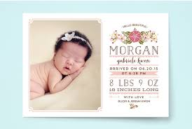 Beautiful Birth Announcements With Minted Sew Woodsy