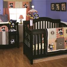 sports nursery bedding set gingham crib sweet designs little ladybug all