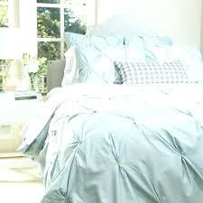 ruched duvet cover hadley sham blue twin xl light grey