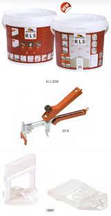 raimondi 3d starter kit floor tile levelling system with 3d 1 5mm wide base clips pt