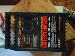 fix repair battery charger here s my charger i tried to use it to jump start my motorcycle and it quit again time to fix it