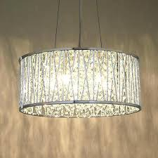 drum shade light drum light chandelier drum chandelier with crystals awesome contemporary chandeliers elegant intended for drum shade light