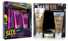 tigi bed head gift set
