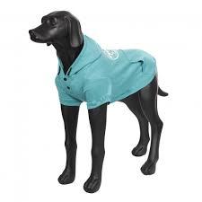 <b>Толстовка для собак RUKKA</b> Summer college 45см бирюзовый ...