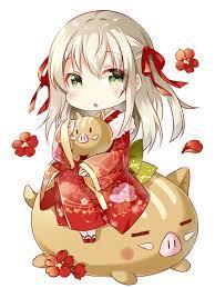 Ghim của HanaJoutouchi trên Anime chibi   Ảnh hoạt hình chibi, Anime, Cô  gái phim hoạt hình