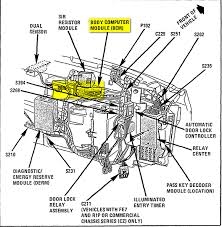 cadillac deville 1992 fuel center and climate graphic