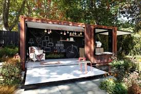 The Kitchen Garden Cafe Shipping Container Cafe Conversions Australia Google Search