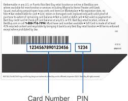 How Do I Check My Gift Card Balance? - Best Buy Support