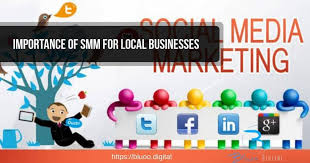 Importance of SMM for Local Businesses - Digital Marketing for Local  Businesses