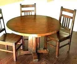 solid wood round kitchen tables oak kitchen table set round wood kitchen table and chairs oak