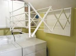 wall hanging dryer rack laundry drying rack wall mounted design wall mounted drying rack home depot