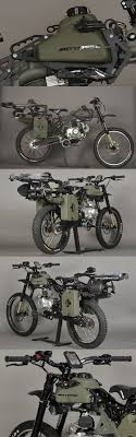 motopeds survival bike is the ultimate in pedal power adventuring