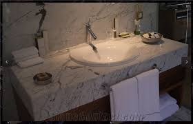 marble bathroom vanity. Turkey Calacatta Marble Bathroom Vanity Top E