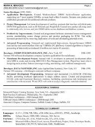 software development manager resume berathen com