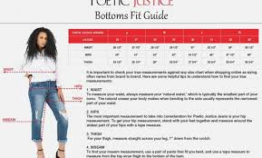 70 Prototypical Justice Plus Size Chart