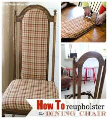 material to reupholster dining chairs materials needed to recover dining room chairs image concept