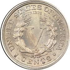 V Nickel Value Chart 1912 S 5c Ms Liberty Head Five Cents Ngc