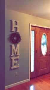 DIY Wood Letters Home Decor Letter Press Shelf Decor Family NameLetter S Home Decor
