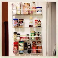 Kitchen Pantry Door Organizer Kitchen Over The Door Pantry Organizer Easy Over The Door Pantry