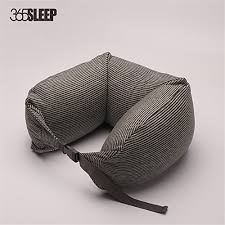 office sleeping pillow. Memory Foam Travel U-Shaped Pillow Office And School Nap Sleeping Throw Wrist Cushion E