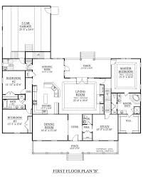 house plan 2890 b davenport b floor plan expand garage doors pantry floor