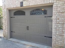 right garage door