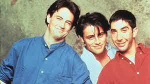 Friends: Das ist der liebste Chandler-Gag von Matthew Perry