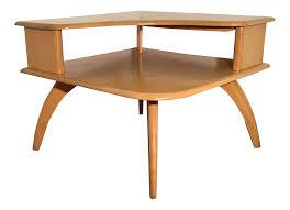 Heywood Wakefield 2 Tier Corner Table – Witt Century Modern