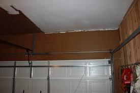 garage door opener for 8 foot tall door for house