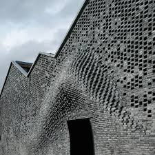 Architecture | Robot-Assisted Brick in Shanghai Comments on Tradition