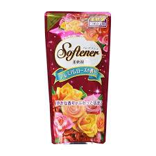 <b>Кондиционер</b> для белья <b>Nihon Detergent</b> Rose Softener (500 мл ...