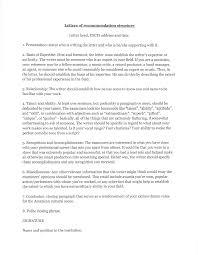 Reference Letter Sample For Visa Application Recommendation