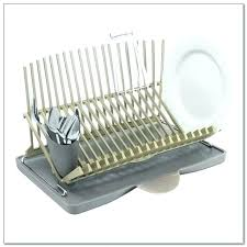 Dish Drying Rack Walmart Beauteous Over Sink Dish Rack Sink Drying Rack Kitchen Sink Drying Rack Dish