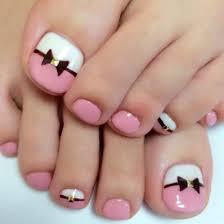Toe Nail Art Designs Cute Multi Color Toe Nail Design Hair Nails Beauty Toe Nail